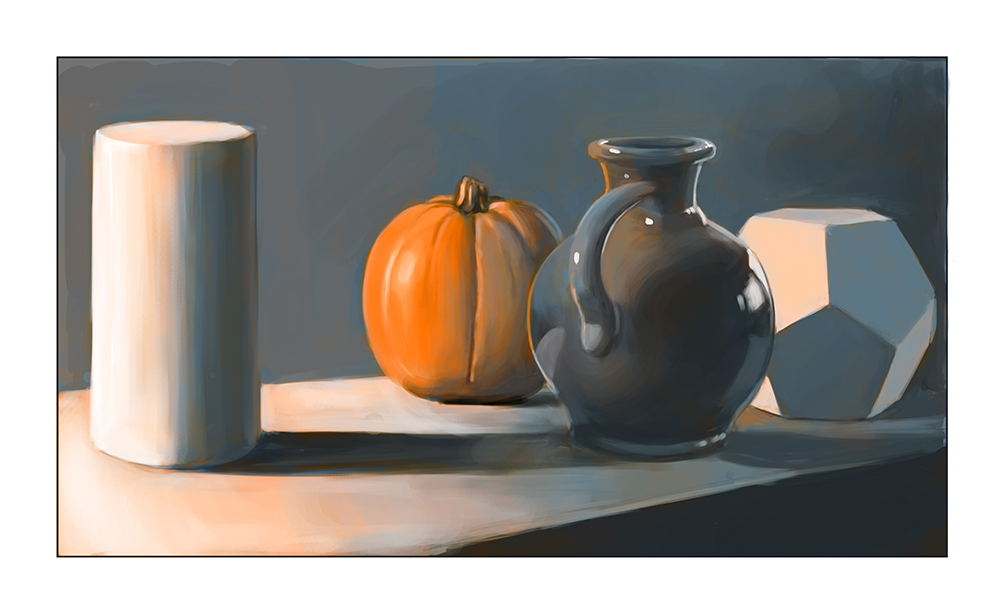 kelsey watkins still life digital painting