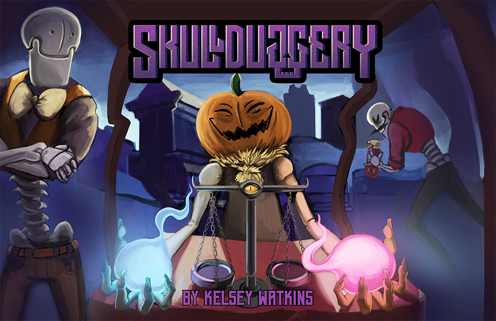 Skullduggery cover page